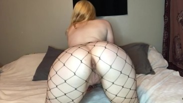 New To Anal With Small Baby Buttplug