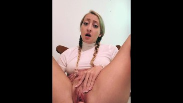 Daddy fucking innocent stepdaughter for the first time POV ageplay roleplay