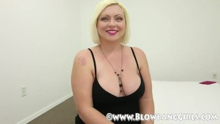 The MILFs of Blowbang Girls A Compilation of MILFs that Blowbang