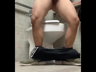twink in bathroom