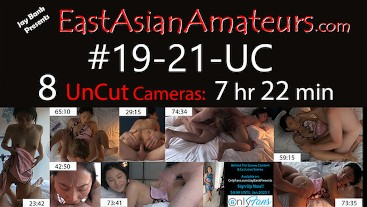 19-21-UC 7 hours!! June Liu SpicyGum 刘玥 Chinese Asian Amateur Creampie