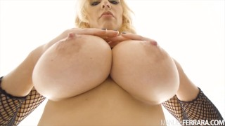 Blonde Kenzie Taylor Takes Manuel's Thick Cock In Her Tight Asshole