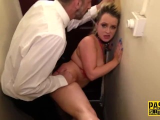 Analized submissive gets mouth spermed Pascal White