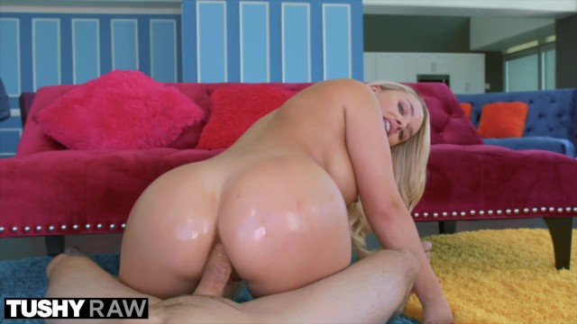Daily softcore babe Tushyraw blonde needs a cock in her ass daily