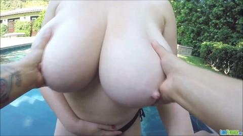 huge natural boobs anal