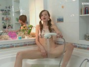 Dasha Vetka Hot Russian teen in shower