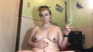 Smoking and belly play