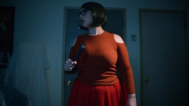 Scooby-doo i draw porn Velma and the phantom pervert: anal
