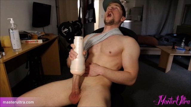 Facial sound treatment ultra - Very hard fleshlight orgasm. legendary facial expression