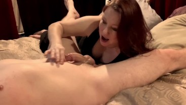 My Amazing Mature Wife Gives Great Blowjob