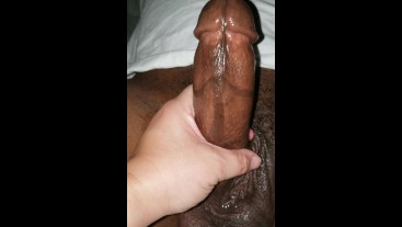 Auntie Jerked my BBC so hard POV