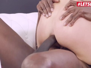 LETSDOEIT – Ukrainian Slut Ass Fucked To Her Limit By a Thick BBC
