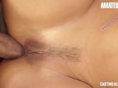 AmateurEuro - Italian MILF Slut Ass Fucked On The Casting Couch
