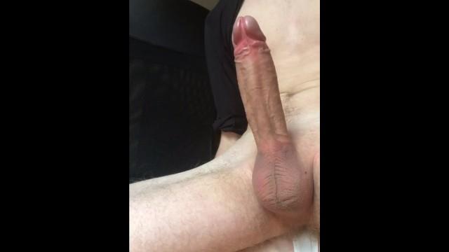 Wanking můj velký penis
