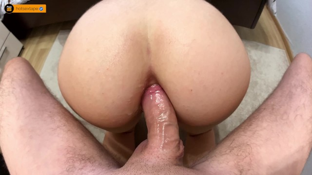 MY FIRST ANAL EVER  ANAL CREAMPIE