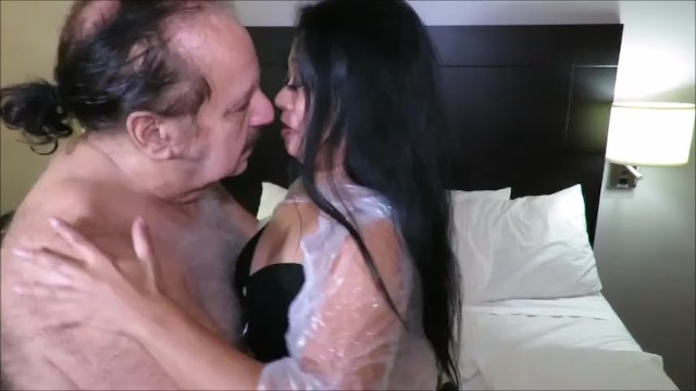 Dick jeremy picture ron Gasmaskgirl ron jeremy me love you long time