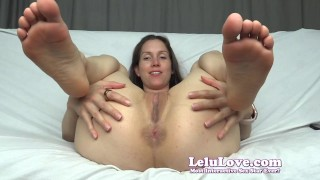 Lelu Love-Telling You To Eat My Asshole Virtual Rimming
