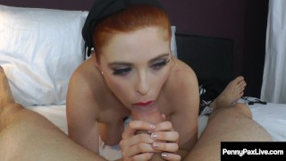 Butthole Banged Penny Pax Takes Fat Cock Up Her Ass!