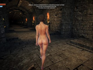 The Last Barbarian SEX DUNGEON FUCK ORCS AND ELVES