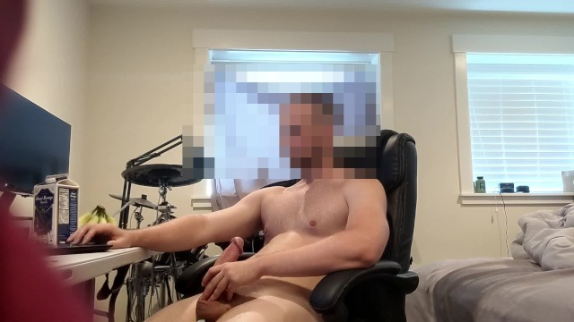 Hidden Cam Spying On My Straight Roommate After The Gym Pornhub Com