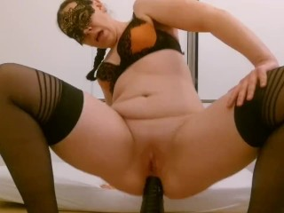 Thesecretlifeofsex - Norwegian amateur milf solo play, toys and huge squirt