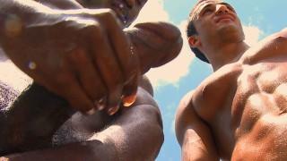 THUG HUNTER - Romero Finds Black Gangsta K Fierce At A Flea Market