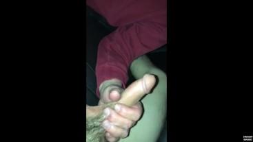 Cody Unmasked: Backseat Blowjob