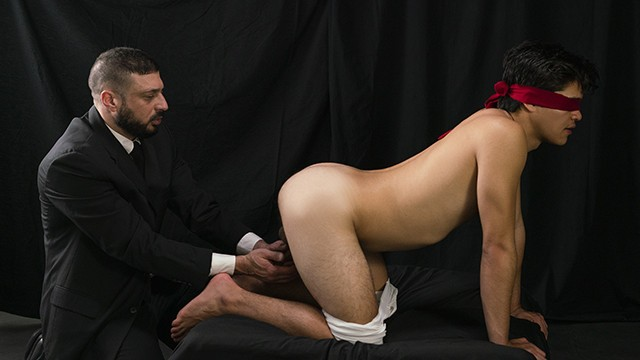 True-innocent twink - Missionaryboyz - innocent missionary plowed by a ripped priest