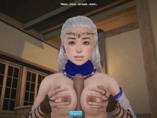 Cum on body/of targaryen daenerys porn game 3d