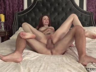 Bree Daniels Fucks Her Coworker Hard and Fast