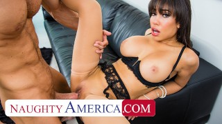 Naughty America – Gia Milana fucks her boss' husband