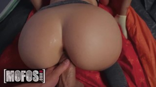 MOFOS - Share My BF, dream camping threesome