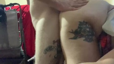 Amateur big ass bbw fucked hardcore, toys and Anal with cheating man