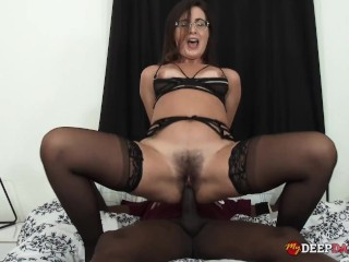 Hot PAWG Helena Price Creampied by Black Lover Helena Price