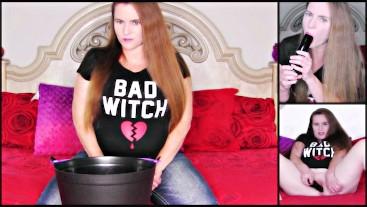 Bad Witch Nikki JOI 2019