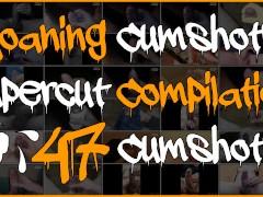 My Moaning Cumshots Supercut Compilation - 47 Cumshots - 1M views THANK YOU