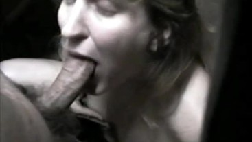 Beautiful Blond Gives Sexy Deepthroat 1992 POV Vintage 90s VHS Collection