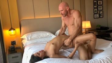 Johnny Sins Fucks Latina Teen Katya Rodriguez in Hotel