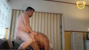 Enjoying Daddy's hole Part 2