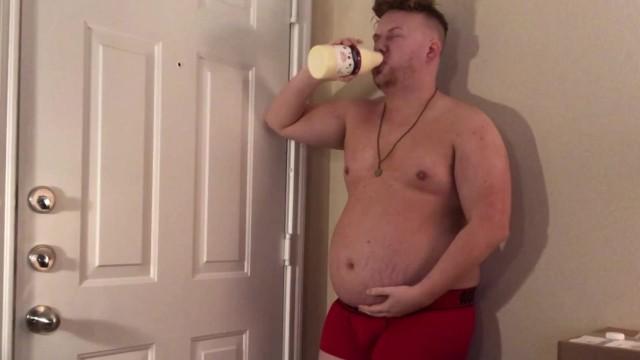 Gay naruto fan fiction - Egg nog 2 - 260 lbs
