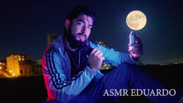 ASMR Boyfriend - Sex On The Beach? Full Moon, Beard, Hot Voice, Dirty Talk