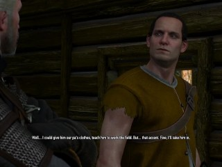 The Witcher Episode Frieip is Magic