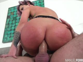 Imagen Jada Stevens Anal, Big Booty Queen deja a Manuel en su botín