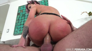 Jada Stevens Anal, Big Booty Queen Lets Manuel In Her Booty