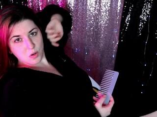 Homewrecker Hair femdom findom hair fetish greedy brat princess natural