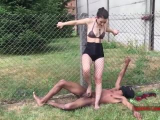Extreme trampling