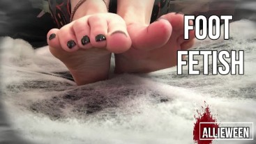 #10 Halloween Foot Fetish PREVIEW