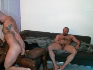 Aaron trainer cuckolds sean harding part 2...