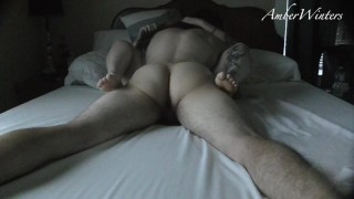 Quick Fuck Before Work - Amateur Couple