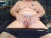 Fat Ugly BBW Begs For Humiliation and Degrades Herself While Showing Off